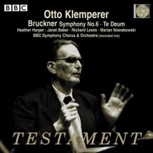 Klemperer dirige Bruckner - Sinf.N.6