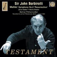 Sir Barbirolli dirige Mahler