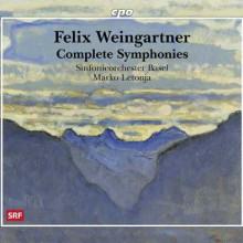 WEINGARTNER: Integrale delle Sinfonie