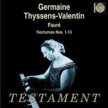 G.Thyssens Valentin esegue Faure'