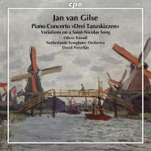JAN VAN GILSE:Piano Concerto