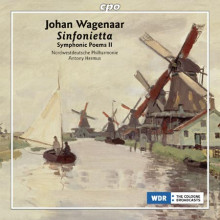 WAGENAAR: Poemi sinfonici - Vol.2