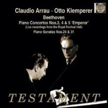 BEETHOVEN: Concerti per Piano N.3 - 4 & 5