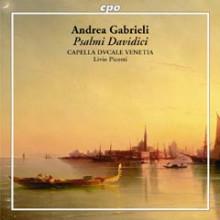 GABRIELI A.: Salmi Davidici