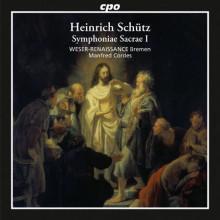 SCHUETZ H.: Symphoniae Sacrae I