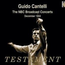 Cantelli dirige NBC Symphony Orchestra