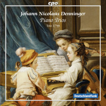 DENNINGER J.N.: Piano Trios - Op.4 - 1 - 3