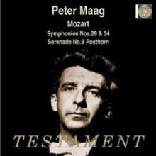 Peter Maag dirige Mozart