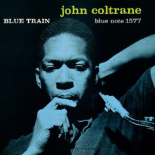JOHN COLTRANE:  Blue Train (mono)