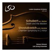 SCHUBERT - SHOSTAKOVICH: Mus orchestrale