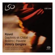 Ravel: Dafne E Cloe - Bolero -  - Dvd Video