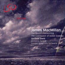 Macmillian: Opere Per Orchestra