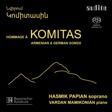 KOMITAS: Armenian & German Songs