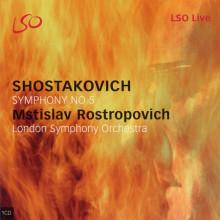 Shostakovich: Sinfonia N.5 (sacd)