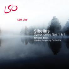 SIBELIUS: SINFONIE NN. 1 & 4