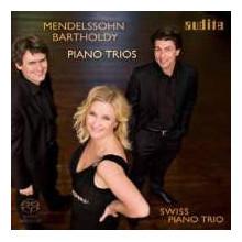 MENDELSSHON - BARTHOLDY: Piano Trios N.1 - 2