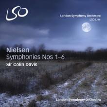 Nielsen:sinfonie 1 - 6 (3 Sacd - 1 Blu - Ray)