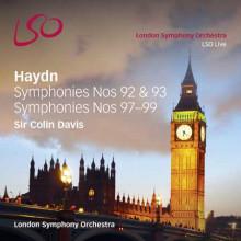 HAYDN: Sinfonie NN. 92 - 93 - 97 - 98 & 99