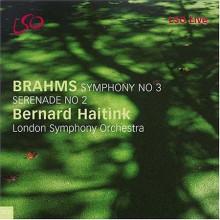 Brahms: Sinfonia N. 3 In Fa Maggiore