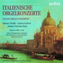 AA.VV.: Concerti italiani per organo