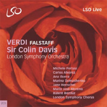 Verdi: Falstaff (sacd)