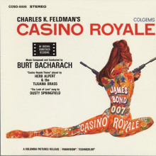 BURT BACHARACH: Casino Royale (4LP Clarity)