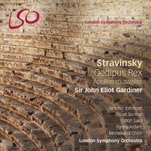 Stravinsky: Edipo Re - Apollo Musagete