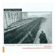 SCHMITT F.: Symphonie Concertante - Op.82