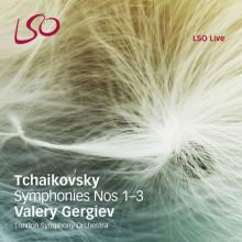 TCHAIKOWSKY: Sinfonie NN. 1 - 3