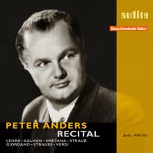 PETER ANDERS: canta Lehar - Strauss - Verdi
