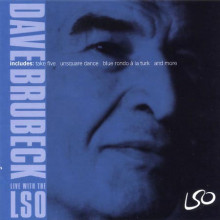 DAVE BRUBECK: Live with The London Symphony Orchestra