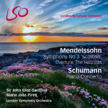 Mendelssohn:sinf.3 - Schumann:piano Conc.