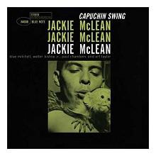JACKIE McLEAN: Capuchin Swing