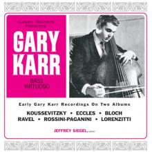 Gary Karr: Musica Per Contrabbasso