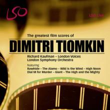 Grandi colonne sonore di Dimitri Tiomkin