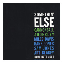 CANNONBALL ADDERLEY: Somethin' Else (4 LP Clarity Vinyl) - Mono