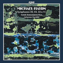 HAYDN M.: Sinfonie N.22 - 23 - 33 - 1C