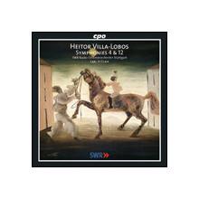 Villa - Lobos: Sinfonie N.4 - 12