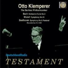 Klemperer Dirige Bach - Mozart - Beethoven