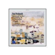 HINDEMITH: Concerti per viola