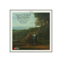 STAMITZ: Missa solemnis in D minore