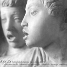 LASSO: Moduli Quinis Vocibus 1571