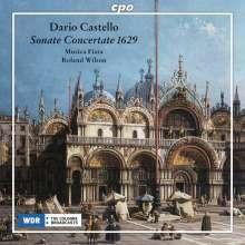 CASTELLO: Sonate Concertate in Stile....
