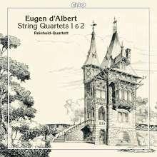 D'ALBERT EUGEN: String Quartets 1 & 2