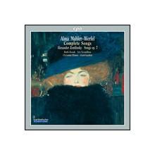 MAHLER - WERFEL/ZEMLINSKY: Canzoni