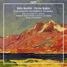 BARTOK - BABIN: Concerti per 2 pianoforti