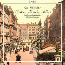 Millocker: Waltzes - Marches - Polkas