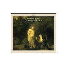 SCHUTZ: Canzoni Sacre 1625 Op.4