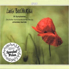 BOCCHERINI: Sinfonie (Integrale 8 CD)
