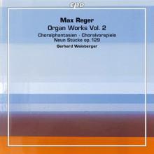 REGER: Opere per organo - Vol.2